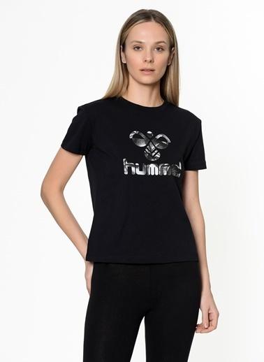 Hummel Kadın Tişört Sofia 911033-2001 Siyah